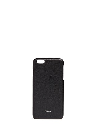 Main View - Click To Enlarge - Valextra - iPhone 6 Plus/6s Plus leather case