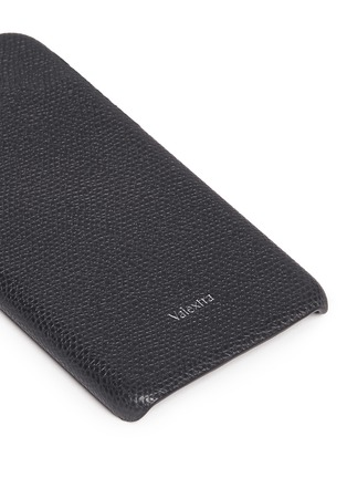 Detail View - Click To Enlarge - Valextra - Leather iPhone 6 case