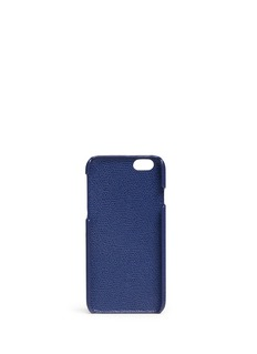 Valextra Leather iPhone 6 case