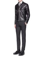 'Rockstud Untitled' leather jacket