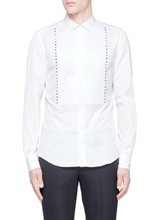 Valentino'Rockstud Untitled' slim fit shirt