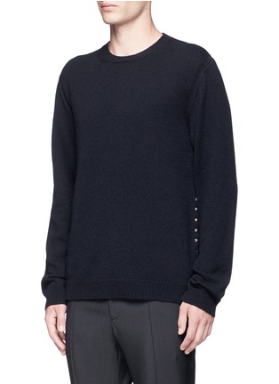 Valentino - 'Rockstud Untitled 07' cashmere sweater