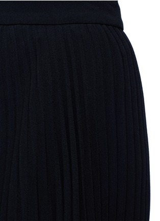 Detail View - Click To Enlarge - Co - Plissé pleat crepe pants