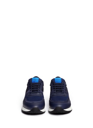 Givenchy - 'Retro Runners' combo sneakers