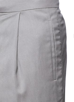 Detail View - Click To Enlarge - FFIXXED STUDIOS - 'Communal' sash belt shorts