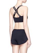 'Lolita' inner bikini bottom runner shorts