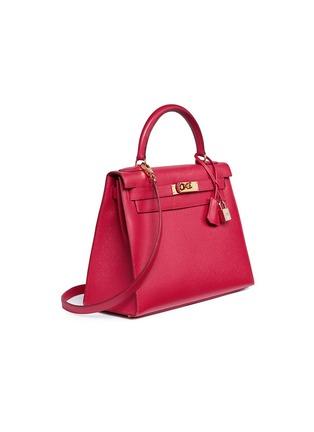 Figure View - Click To Enlarge - Vintage Hermès - Kelly 28cm Courchevel leather bag