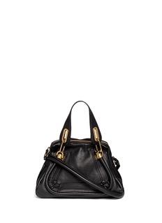 CHLOÉ'Paraty' small leather bag