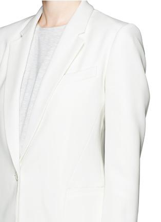 Detail View - Click To Enlarge - Theory - 'Lousine' Kuril Single-button Blazer