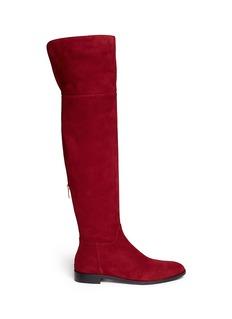 SERGIO ROSSI'Scarpe Donna' suede boots