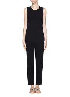 THEORY 'Remaline' layer jumpsuit