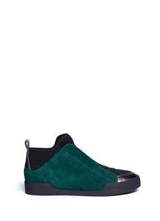 3.1 PHILLIP LIM'Morgan' suede high top sneakers