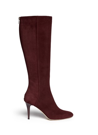 Main View - Click To Enlarge - Jimmy Choo - 'Grand' suede boots