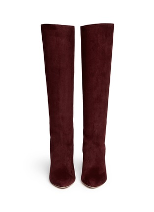 Figure View - Click To Enlarge - Jimmy Choo - 'Grand' suede boots