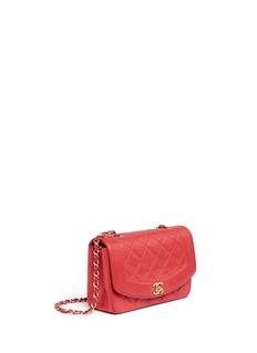 Vintage Chanel Classic quilted leather flap bag