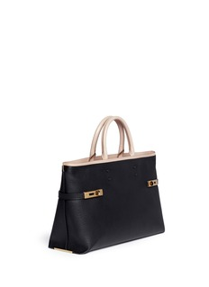 CHLOÉ 'Charlotte' large leather tote