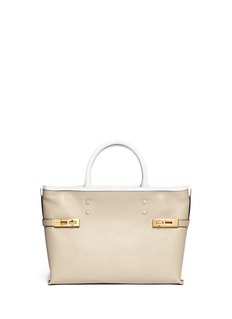 CHLOÉ 'Charlotte' small leather tote