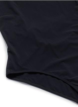 Detail View - Click To Enlarge - Araks - 'Melika' one-shoulder swimsuit