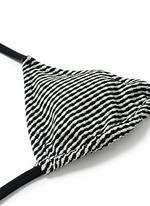 'The Charlotte' dotty triangle bikini top