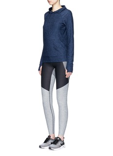 OUTDOOR VOICES 'Dipped Warmup' leggings