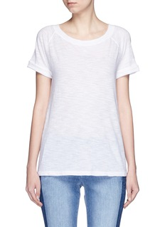 VINCESlub jersey T-shirt
