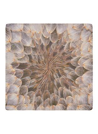 Faliero Sarti-'Soffioni' dandelion print cashmere-silk scarf
