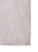 'Siriax' virgin wool blend scarf