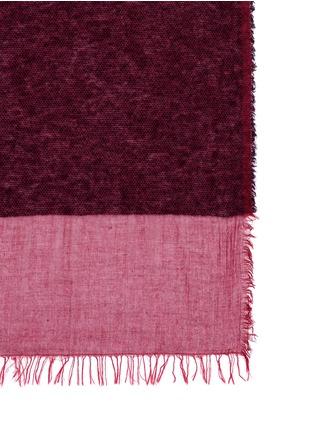 Detail View - Click To Enlarge - Faliero Sarti - 'Vivien' modal-cashmere-silk scarf