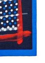 'Filetto' dot print modal scarf