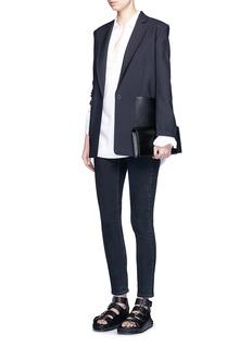 ACNE STUDIOS'Skin 5' stretch cotton jeans