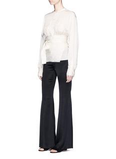 Ms MINSignature flared pants