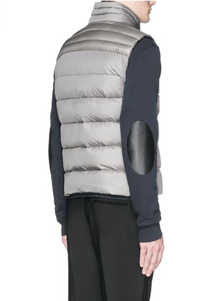 Moncler - 'Dupres' quilted down vest
