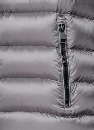 Moncler-'Edward' detachable hood down puffer jacket