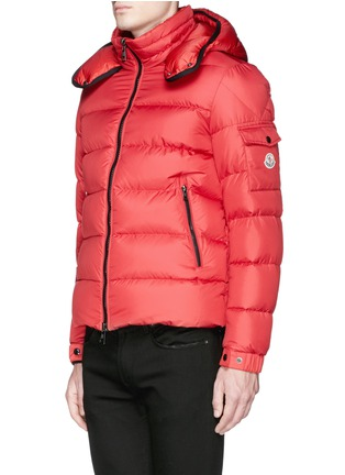 Front View - Click To Enlarge - Moncler - 'Hymalay' quilted hood down jacket