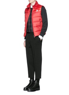 Moncler'Dupres' quilted down vest