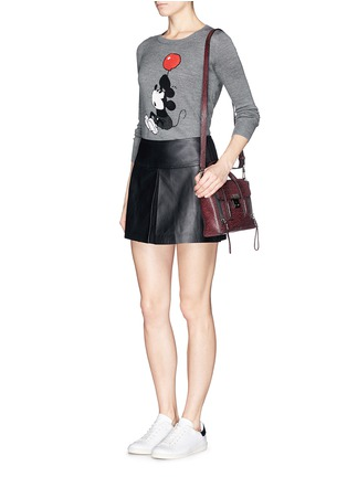 Figure View - Click To Enlarge - MARKUS LUPFER - x Disney 'Up And Away Vintage Mickey' sweater