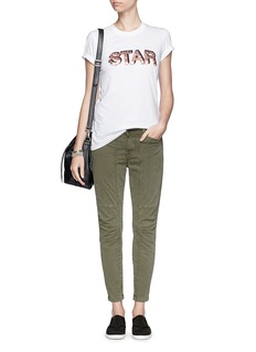 MARKUS LUPFER'Star Sequin' Kate T-shirt
