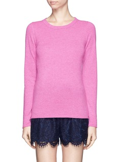 J. CREWCollection cashmere long-sleeve tee
