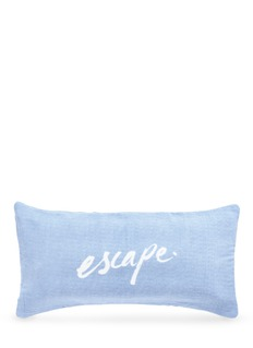 The Beach People 'Escape' inflatable insert polka dot print beach cushion