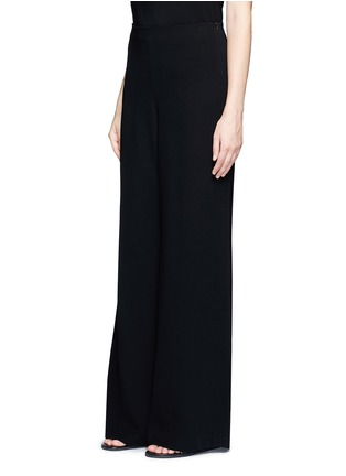 Front View - Click To Enlarge - Theory - 'Simonne' admiral crepe wide leg pants