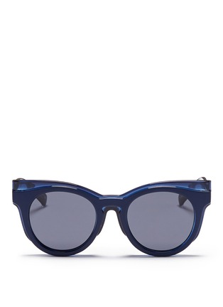 Main View - Click To Enlarge - self-portrait - x Le Specs 'Edition Three' acetate cat eye sunglasses