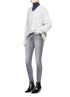 Acne Studios'Deborah' alpaca-Merino wool blend sweater