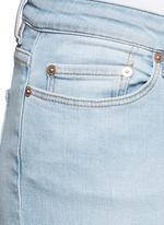 'Skin 5' stretch cotton skinny jeans