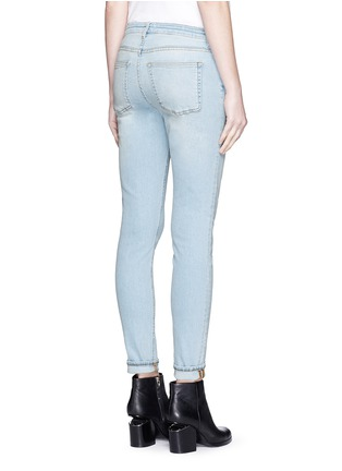 Back View - Click To Enlarge - Acne Studios - 'Skin 5' stretch cotton skinny jeans