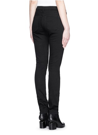 Back View - Click To Enlarge - T By Alexander Wang - 'WANG 001' slim fit jeans