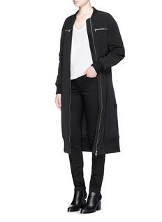 ALEXANDER WANG 'WANG 001' slim fit jeans
