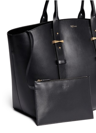 - Alexander McQueen - 'Legend' medium east west leather tote