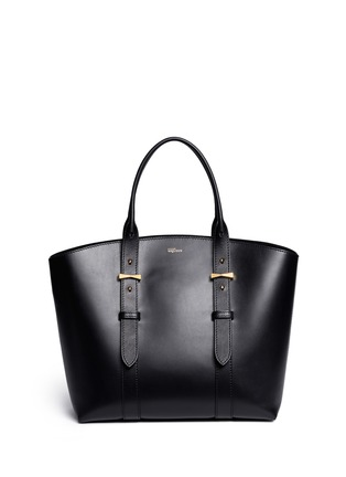 Main View - Click To Enlarge - Alexander McQueen - 'Legend' medium east west leather tote