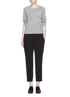 THEORY'Serino' marled sweater