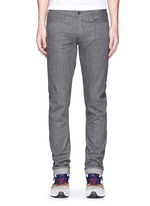 M3' slim fit jeans
